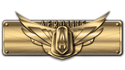 Aerolite Meteorites Logo